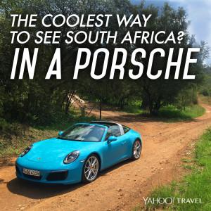 South Africa Porsche copy